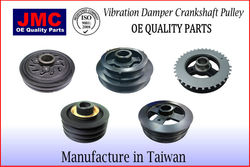 JMGM-CP011 Vibration Damper Crankshaft Pulley for GM SAAB 12553118 594-127