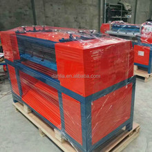 Electronic recycle Small scrap copper radiator fin recyle machine for separate aluminum