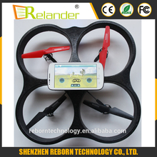 Mobile phone control RC Quadcopter with quadcopter kit