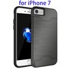 2016 Mobile Phone Cover Case for iPhone 7 Case TPU PC with Card Slot and Holder