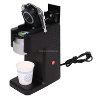 Innovative One -touch fully automatic capsule coffee making machine.