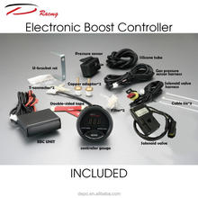 52mm Boost Controller Depo Racing volledige kit Met Sensor Solenoid Elektronische Turbo Boost Controller