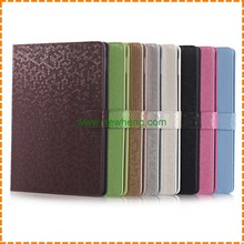 For iPad Air 5 Diamond Leather Stand Case Booklet Cover Luxury Skin Leather