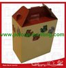 leading factory manufacture printed paper wine gift boxes wholesale