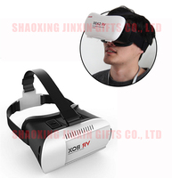 Smart Remote Head Mount Hot Selling China Factory Supply 3D Glasses Android Phone