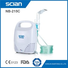 SCIAN NB-215C Compact Omron Nebulizer with Compressor Motor