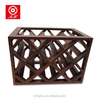 High Quality Wine Display Rack Dinning