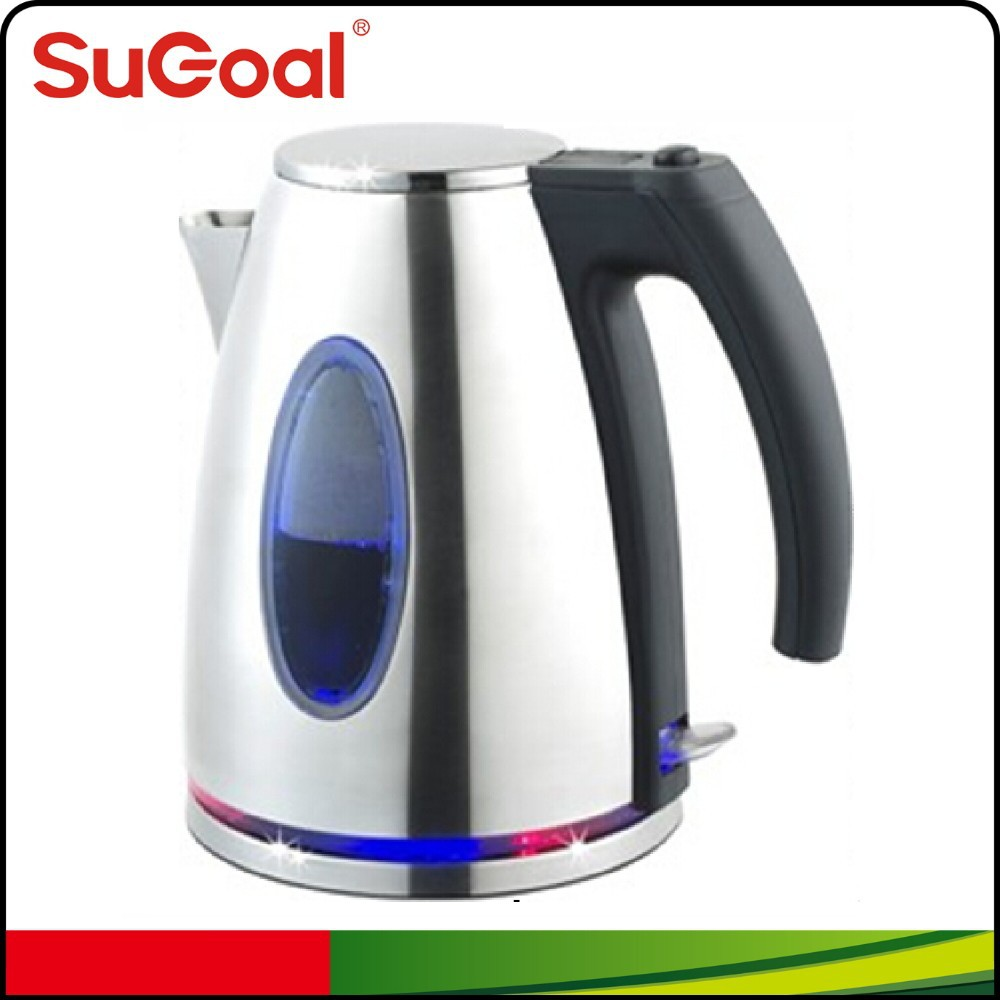 Home appliance factory price good quality 1.8L hot water boiler electric kettle