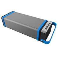 super bass bluetooth speaker outdoor Built-in 2600mAh rechargeable battery