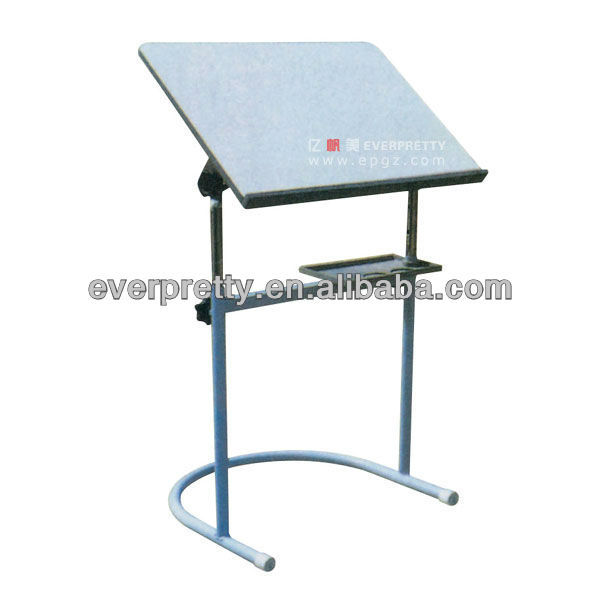 School wooden new design drafting drawing table