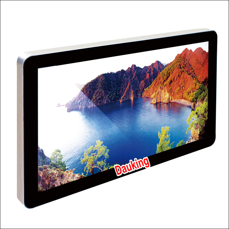 Customized 15.6/17/19/21.5/32/38/42 inch 1080p vga lcd monitor 12 volt digital signage touchscreen monitor ,Advertising display