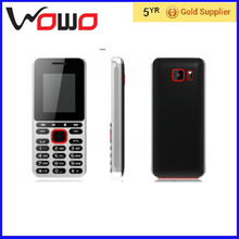 Chinese high quality cheap bar phone wholesale cell phone unlocked OEM dual sim phone M1
