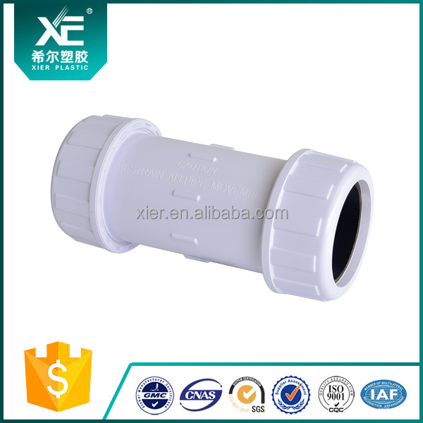 Easy Installation Plastic Swivel Hydraulic Quick Release Coupling for Pump