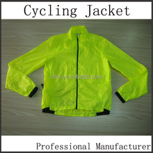 Lightweight Windbreaker Waterproof And Windproof Cycling Jacket