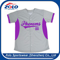 Cheap Custom Made Dye Sublimation Printing Camo Baseball Jersey