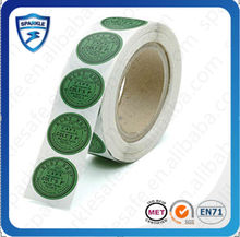 high quality uhf rfid tag label For Garment/Clothing Monza4 Adhesive
