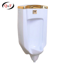 New Design Wall Mounted Stainless Steel Urinal Fitting Toilet Bowl for Male