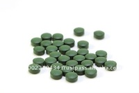 Chlorella and Spirulina (Nutritional Supplement)
