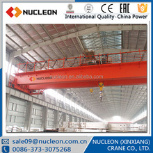 Nucleon QY Type 5ton Bridge Used Overhead Crane Price Drawing for Sale