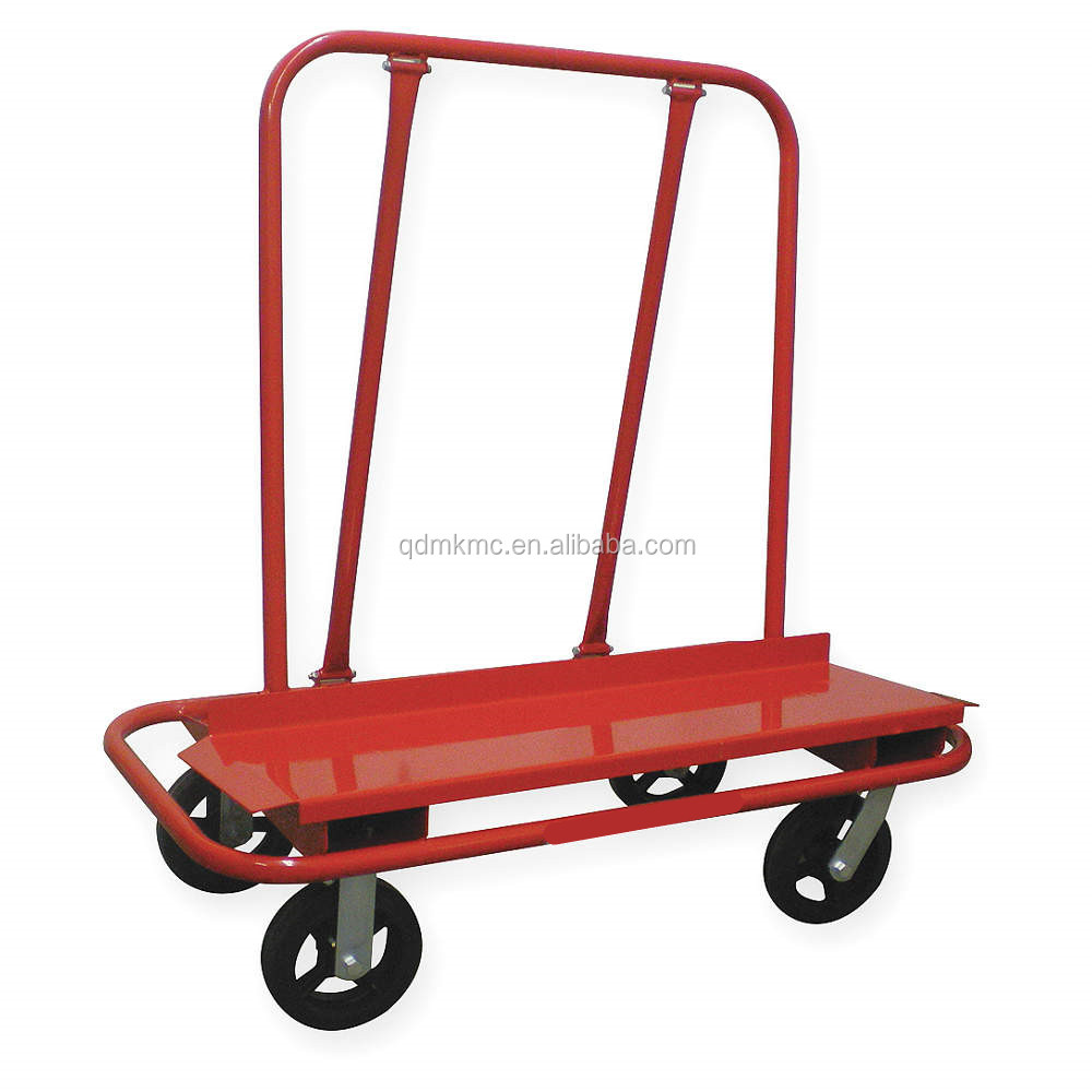 4-Wheel Panel Carriers Hand Trucks Drywall Carts