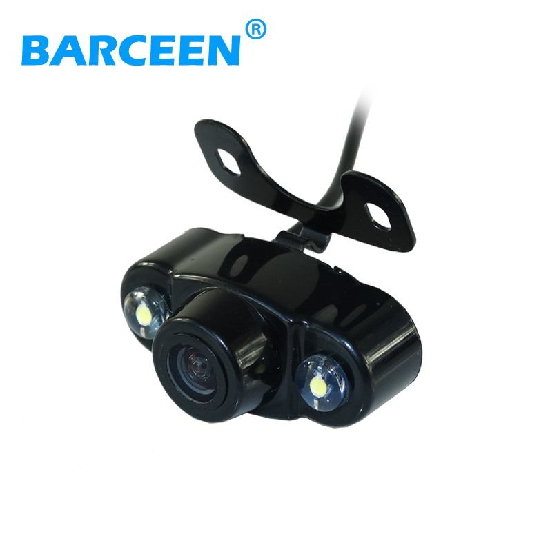 Anti Fog Car Rearview Camera Car Rear Reversing Parking Camera