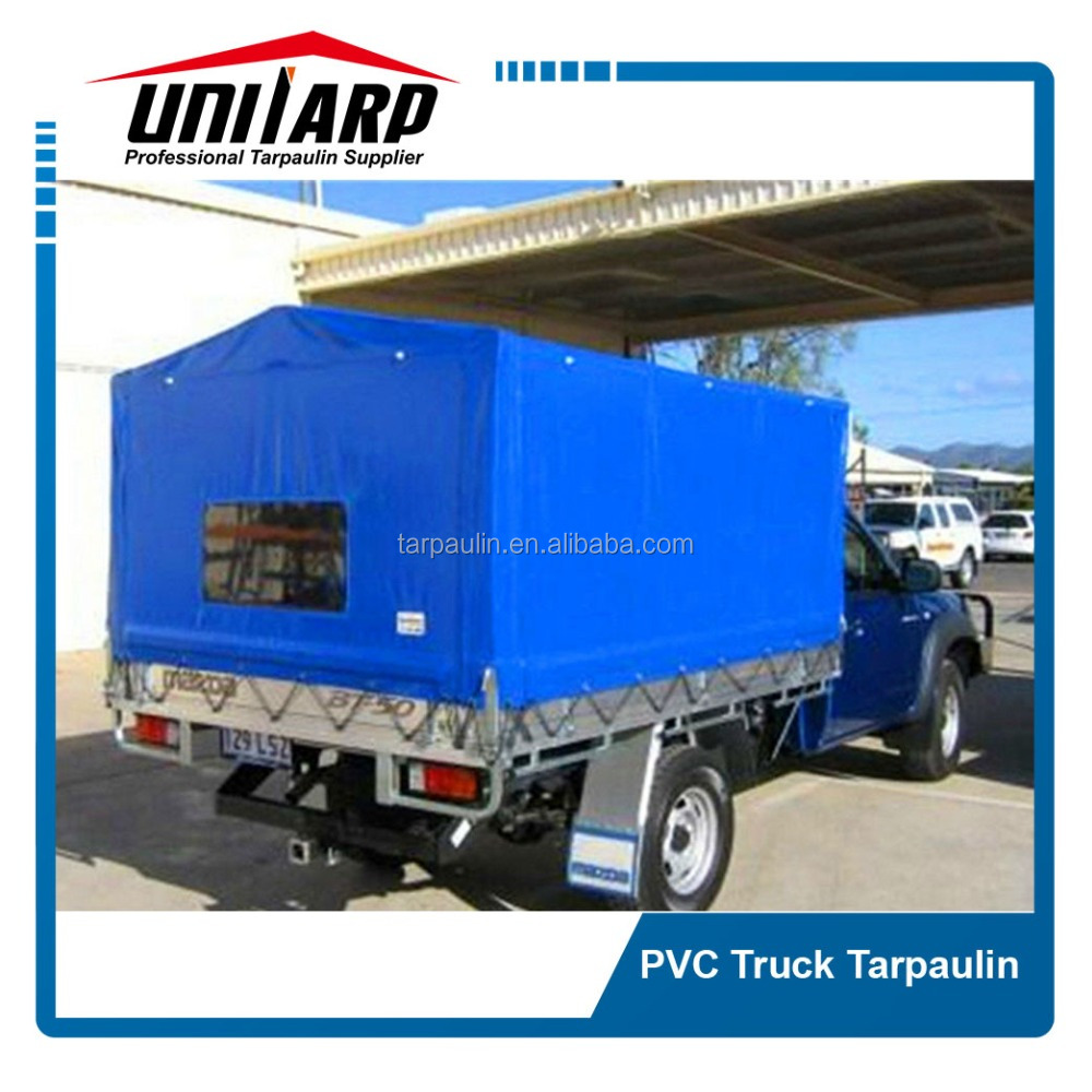 pvc cargo trailer covers