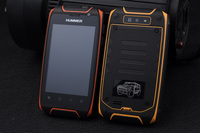 MTK6572 Dual Core Android 4.2 WIFI GPS IP67 Waterproof Smartphone Hummer H1+ 3.5inch smart phone