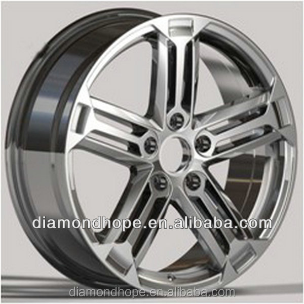 15/17 inch replica alloy wheel for sale 4*100/114.3(ZW-P440)