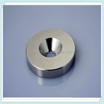 High Gauss N52 Neodymium Magnet with Screw Hole/M6/M8/M10/M12