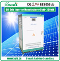 High quality 40kW off grid strong power Solar inverter split phase 120/240VAC 60Hz output power