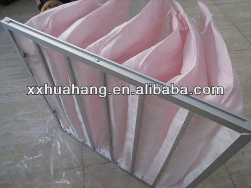 Dust collect bag filter air bag filter cost