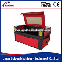Auto Electric Table Top Machine Laser Engraving Cutter for Crystal,Plate,Board