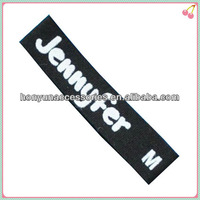 Custom Neck Labels Personalized Fashion Design Custom Neck labels/Custom Woven Silk Label/Custom Woven Label