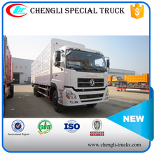 DONGFENG 270hp 6*4 Large Capacity 20ton 20000KG Domestic Animals Stake Truck