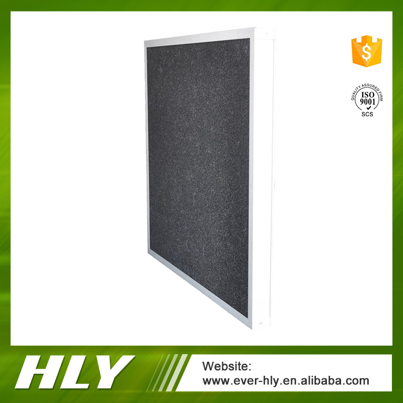 Air handling systems industrial smoke activated carbon air filters