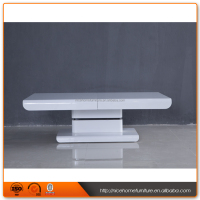 Hot Sell Extension Coffee Table With LED