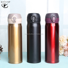 Stainless Steel Insulated Sport Vacuum Flask ,Coffee Soup Bottle Thermos/ Travel mugs