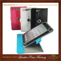 ALL Compatible Brand and PU leather Material Tablet Bumper case for 7,8,9,10,11 inch wholesale