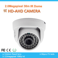 High Definition Professional 2.0MP AHD Dome Camera made in china digital video camera