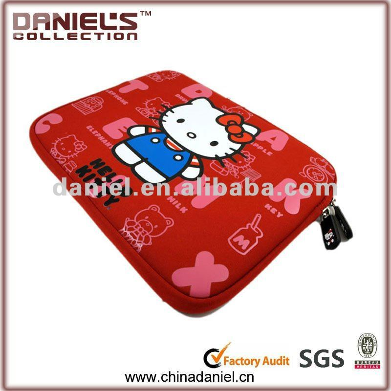 Cartoon design 17 hello kitty laptop sleeve