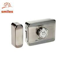 Electric Mute Door Rim Lock Outward/ Inward Opening For Doorbell Intercom Security System