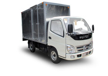 11Ft. Foton Aluminum Van Body