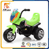 High quality plastic material musical electric toy motorcycle for kids
