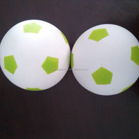 Logo Print Foam Ball