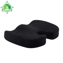 Provides Low Back Support Memory Foam Seat Cushion, Tailbone Pain Relief Coccyx Cushion, Orthopedic Car Seat Cushion