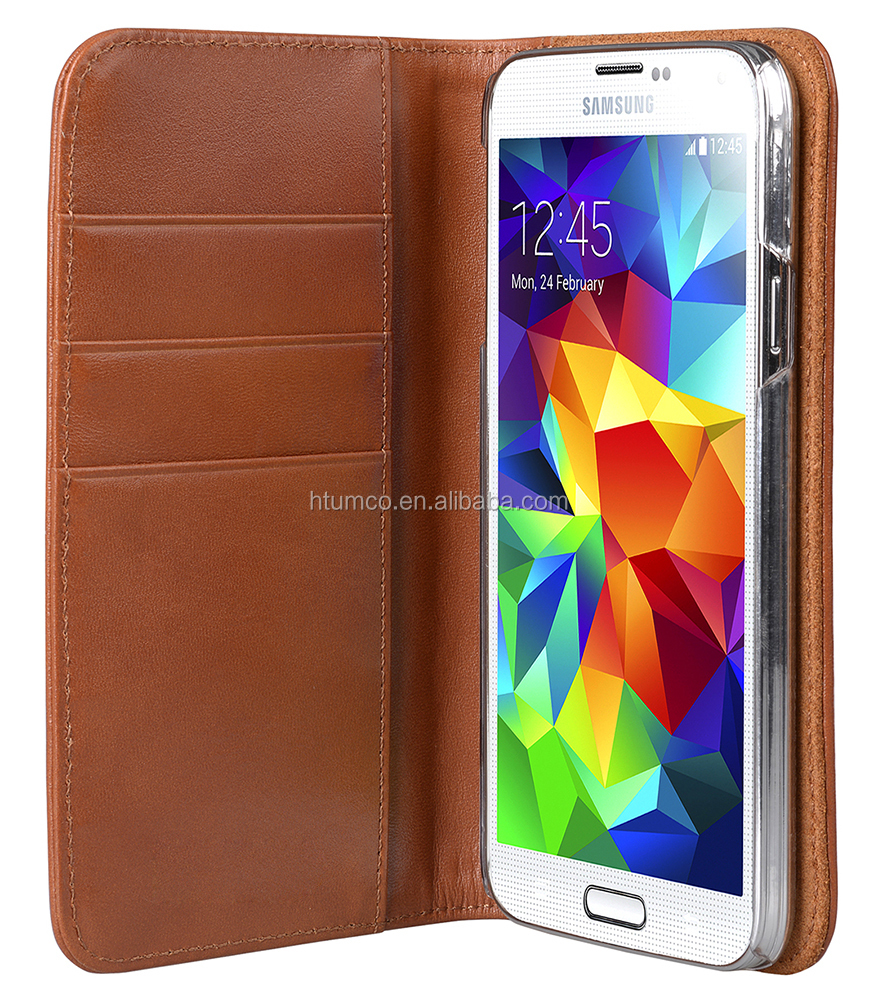 Popular Heritage Series Case Book Style for Samsung SM-G903W Galaxy S5 Neo LTE-A