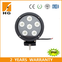 36W Auto Offroad Headlight Hg-1012 5.7inch LED Work Light