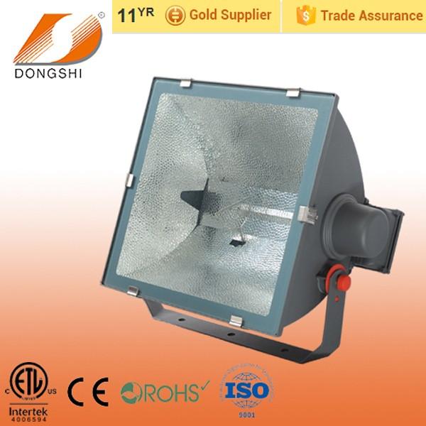 High power outdoor 1500w floodlight halogen lamp
