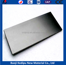 Kedipu Brand high quality 99.95% pure polished Molybdenum plate/sheet/coil