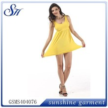 2017 Lady's Design Fashion Formal Sexy Summer Sundress